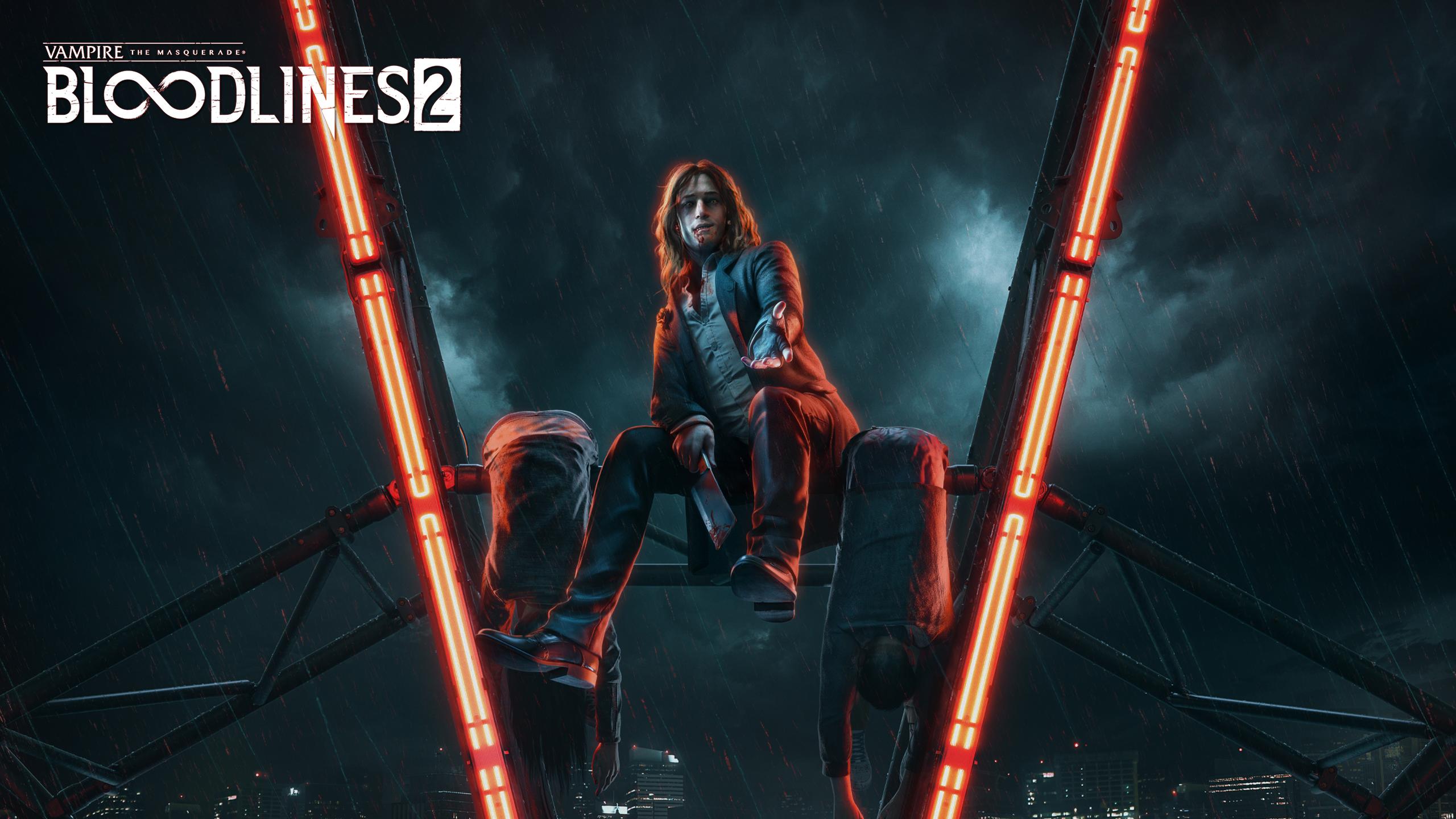 Zasmakuj niełatwych sojuszy w świecie toczonym krwawą wojną domową w grze Vampire: The Masquerade - Bloodlines 2. Gra jest już dostępna wprzedsprzedaży!