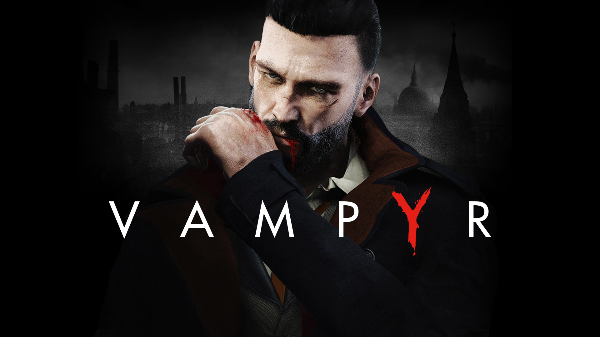 Will You Embrace The Monster Within, Or Fight It? 'Vampyr Is Available Now!