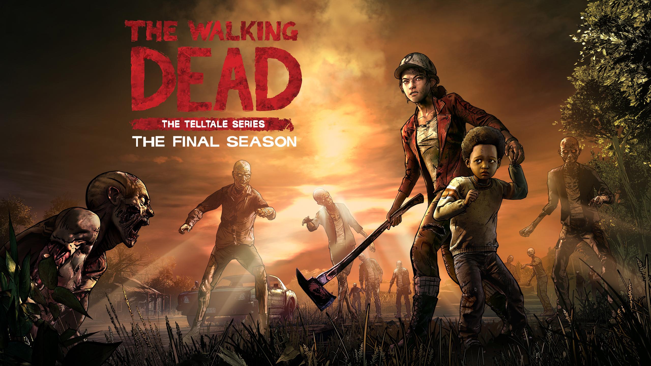 """Jogue a história completa de Clementine na emocionante conclusão de """"The Walking Dead"""". O episódio final e todas as outras temporadas já estão disponíveis!"""