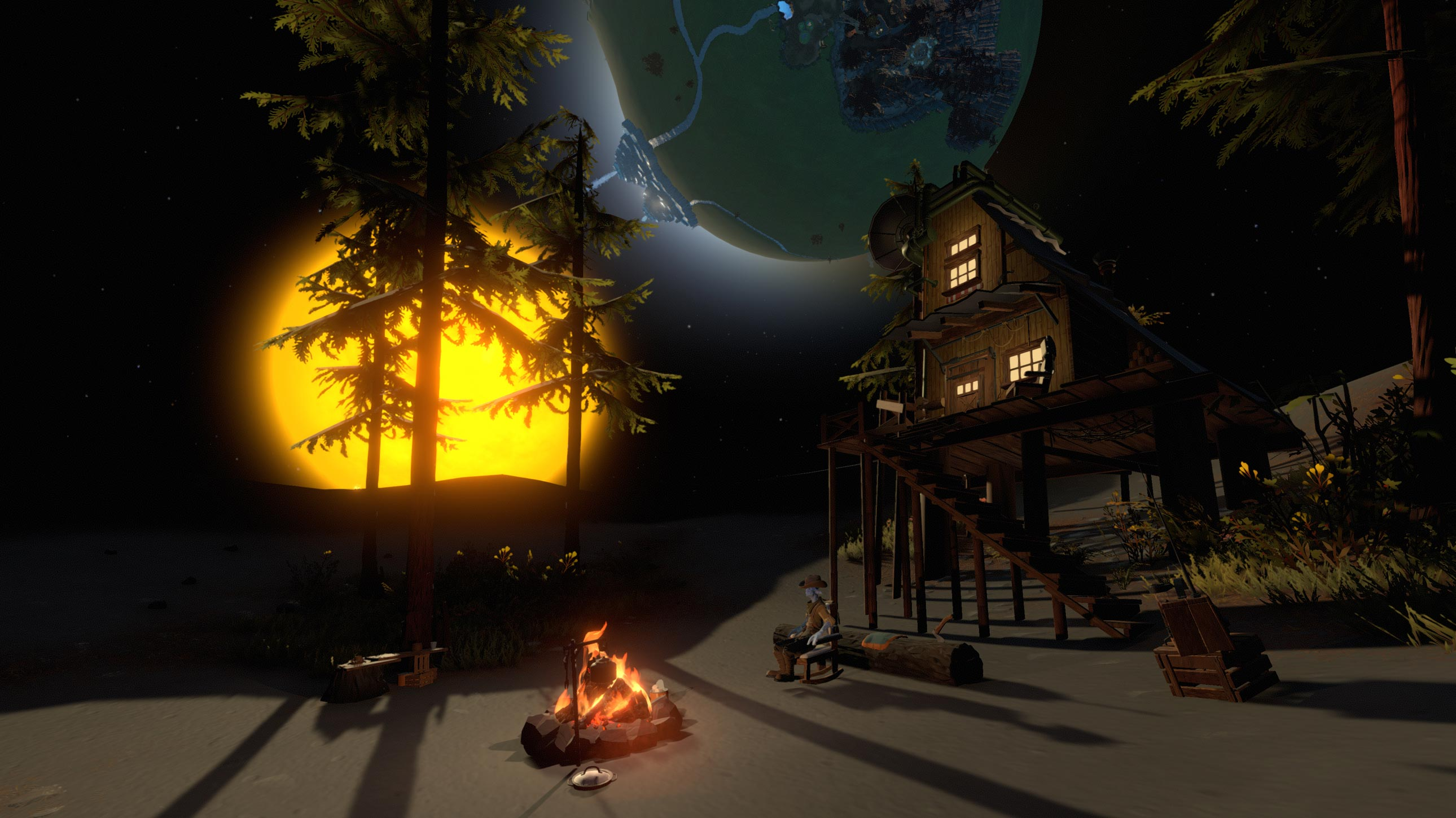 Outer Wilds Moon Gallery 2580x1450