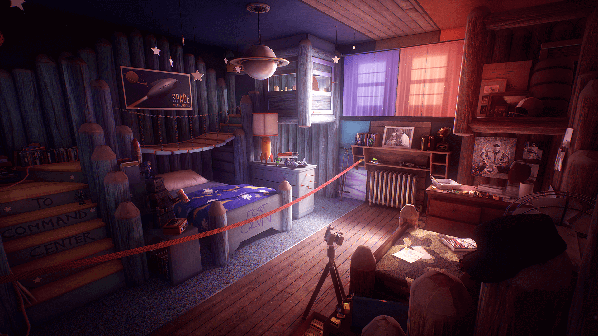 What Remains of Edith Finch - What Remains of Edith Finch