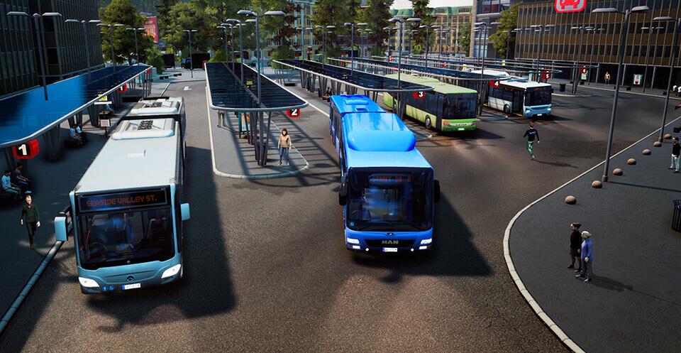 Bus Sim Gallery 2