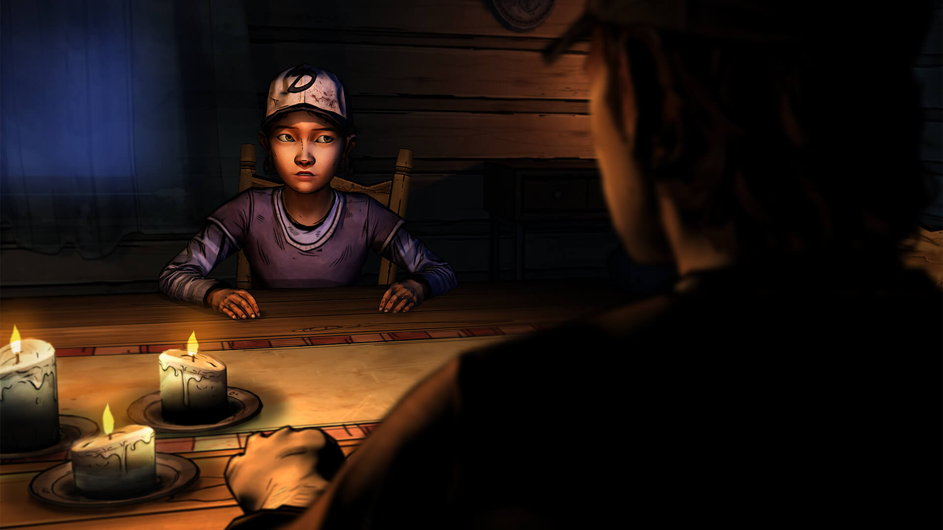 The Walking Dead Season Two from Telltale Games