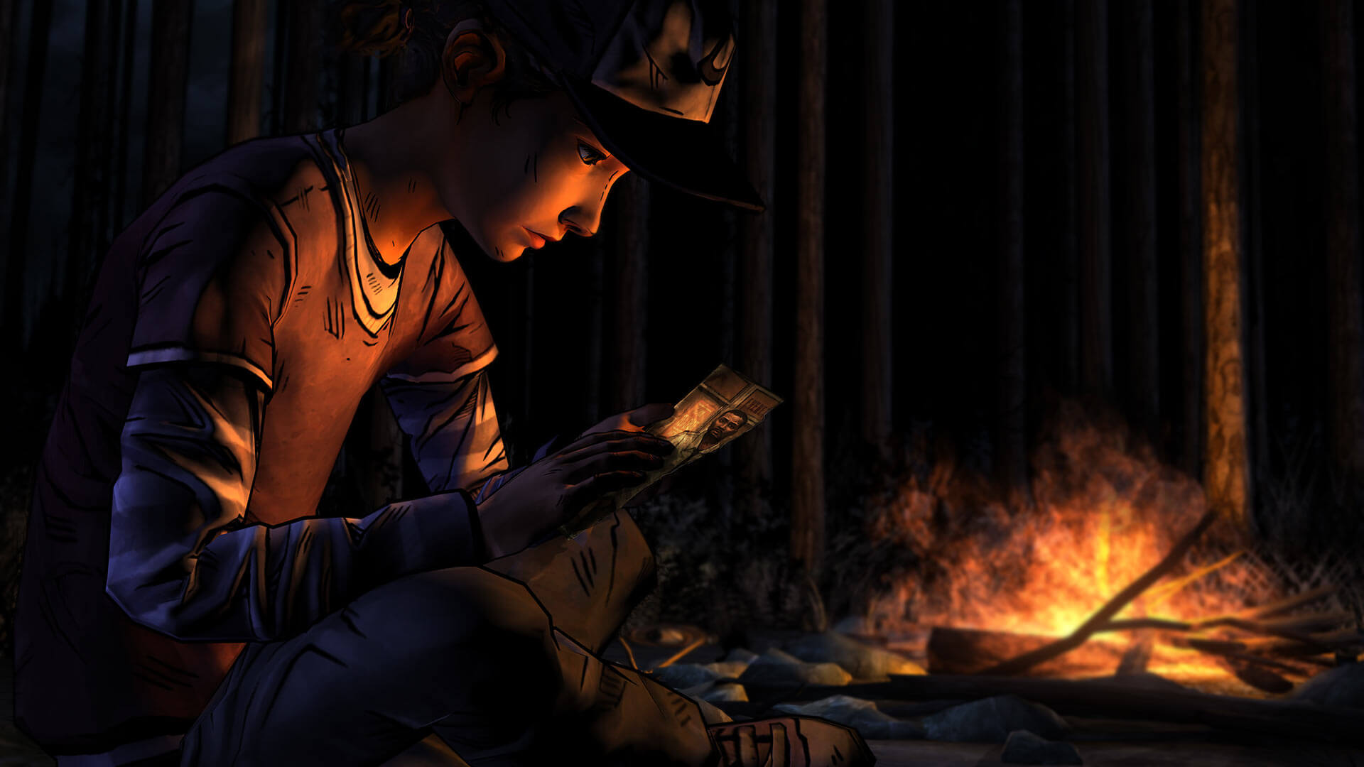 Clementine from The Walking Dead Season Two Game