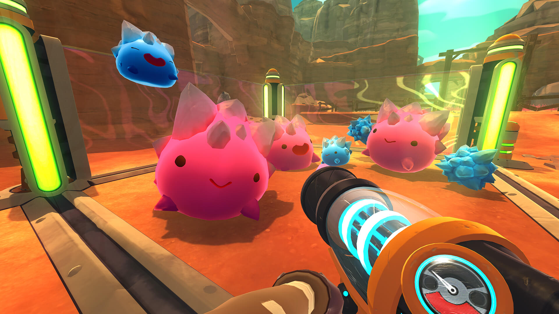 Slime Rancher - Welcome to the Far, Far Range