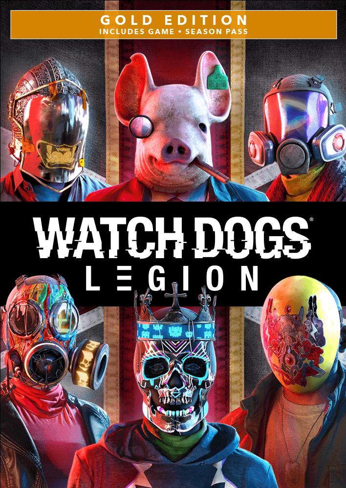 Watch Dogs Legion Watch Dogs Legion Gold Edition
