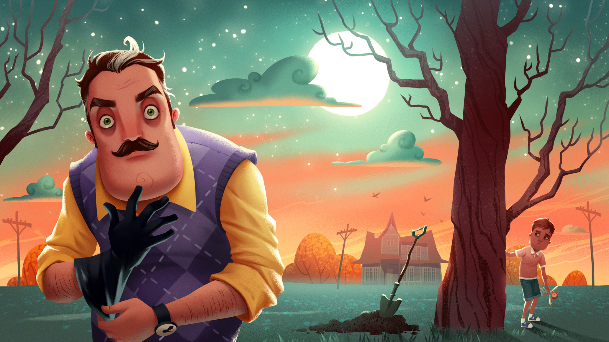Demo - Hello Neighbor: Hide and Seek DEMO