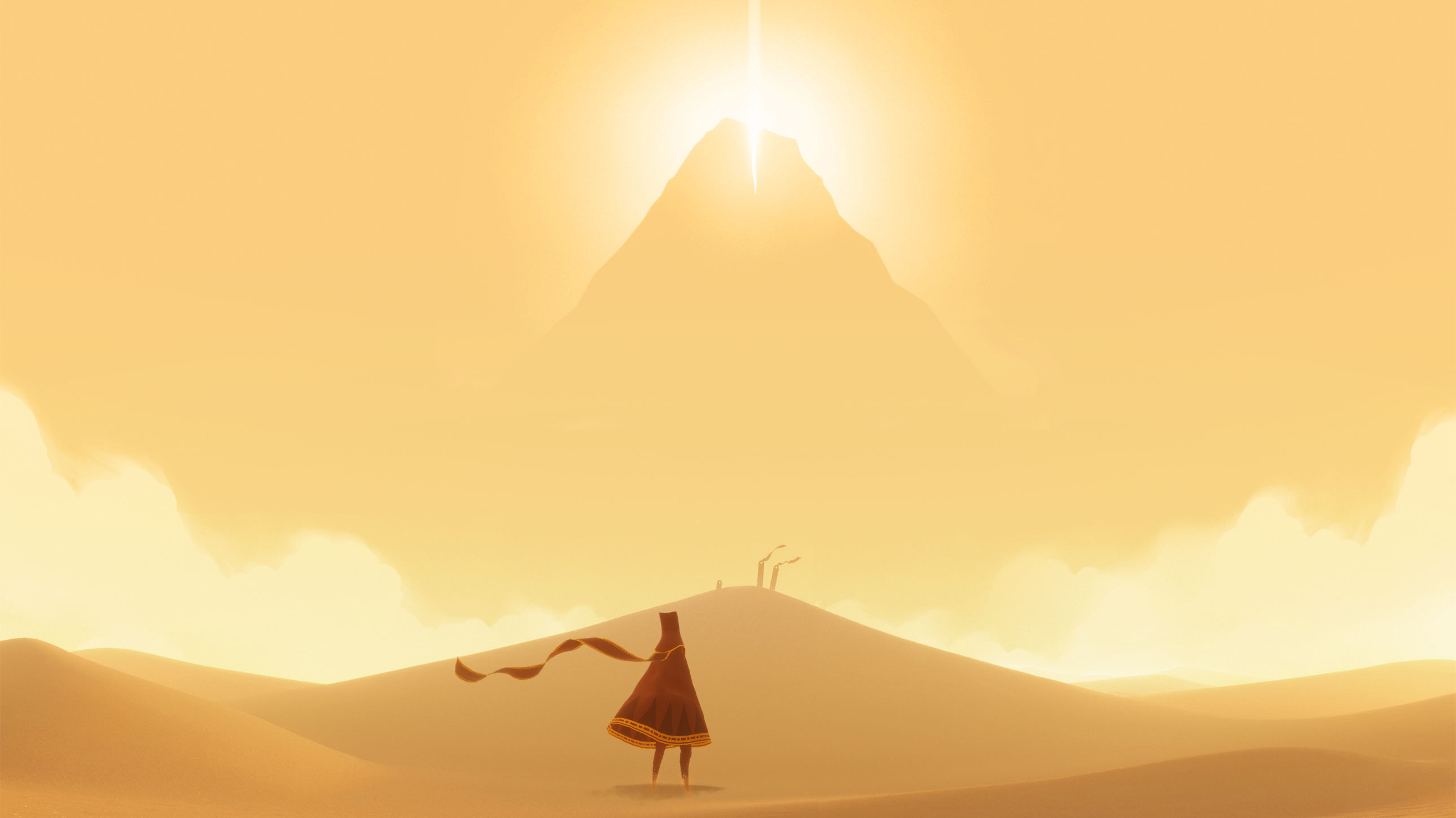 Journey is finally coming to PC via the Epic Games Store