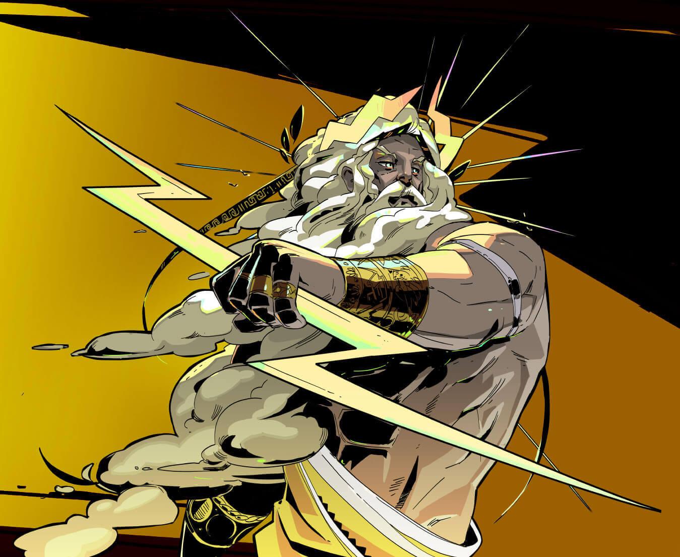 Hades Zeus