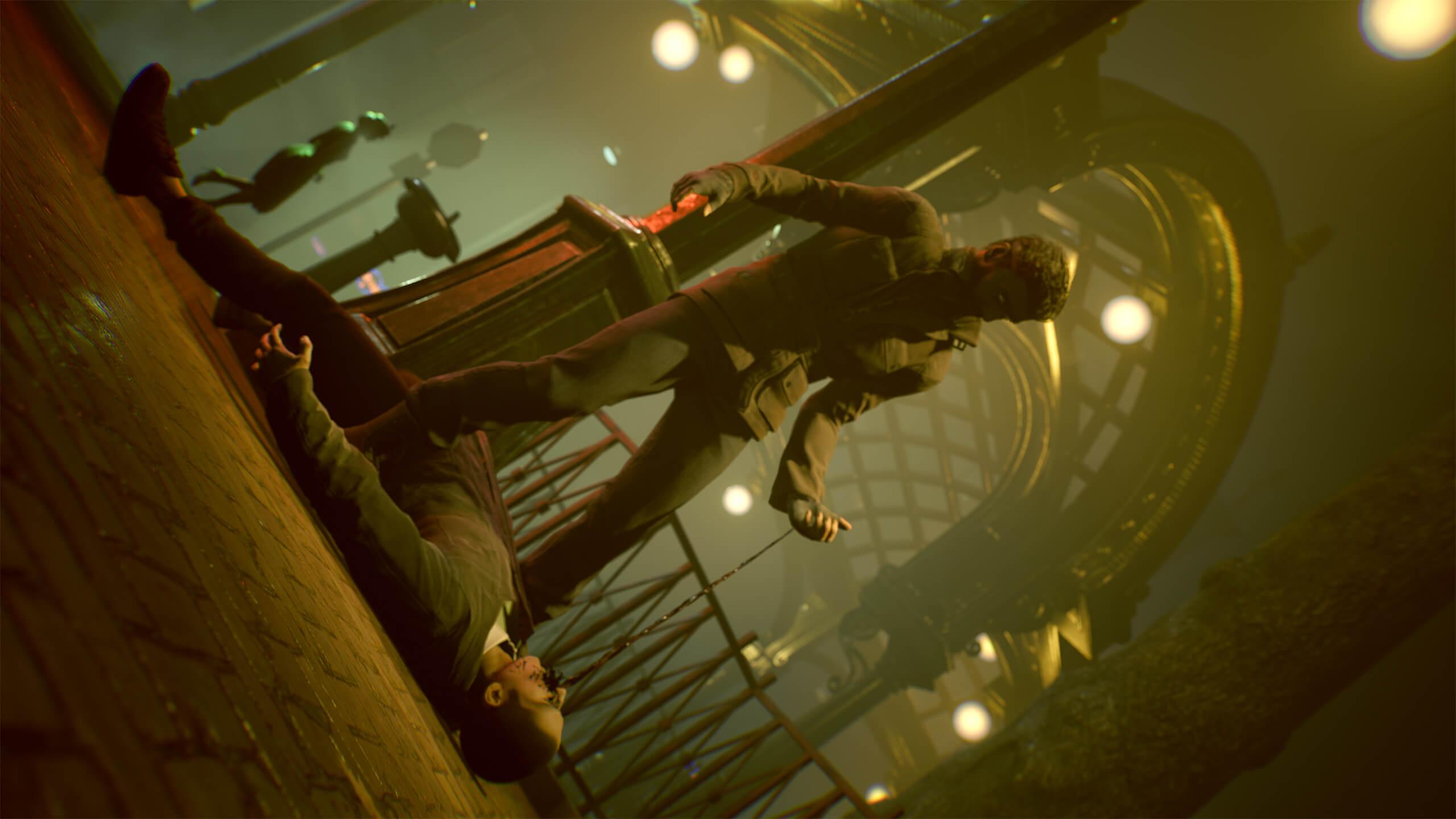 Vampire: The Masquerade - Bloodlines 2 - Город, где все решает кровь