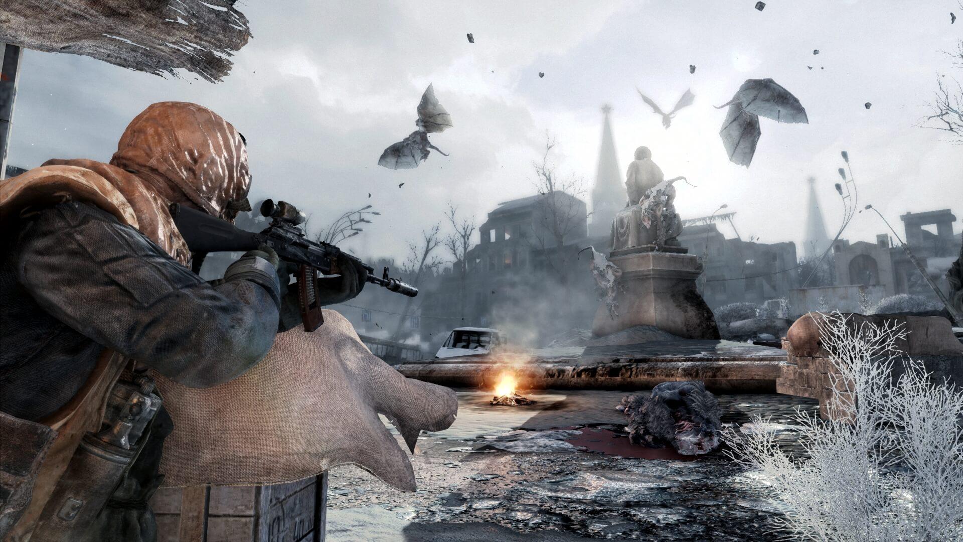 Ya disponible Metro 2033 Redux gratis en la Epic Games Store 1