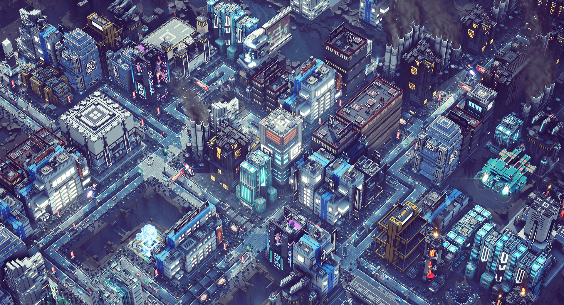 Industries of Titan - Industrial City-Building Sim/Strategy