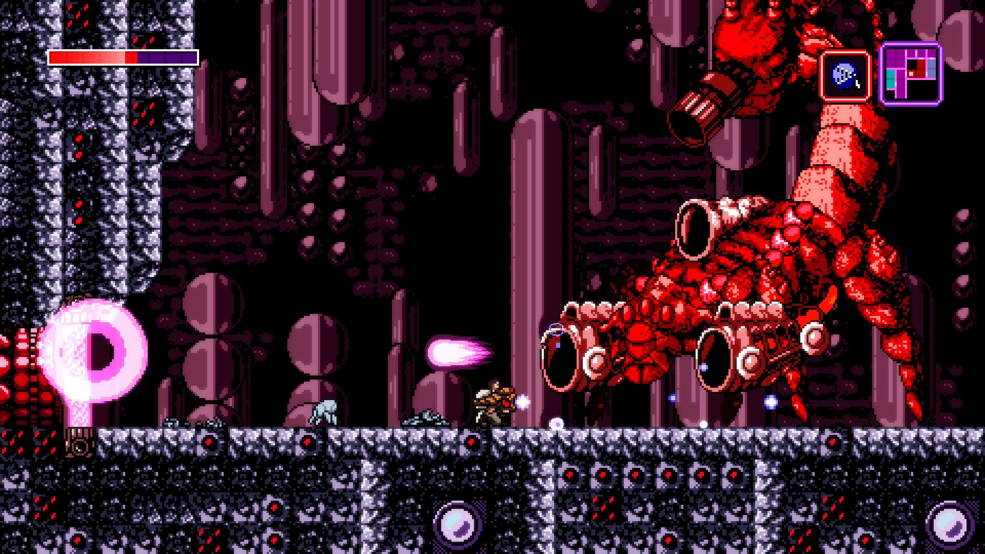 Axiom Verge - AXIOM VERGE