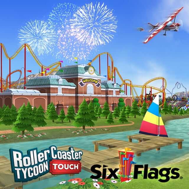 Six Flags Promotion - Активация скидки от компании Six Flags