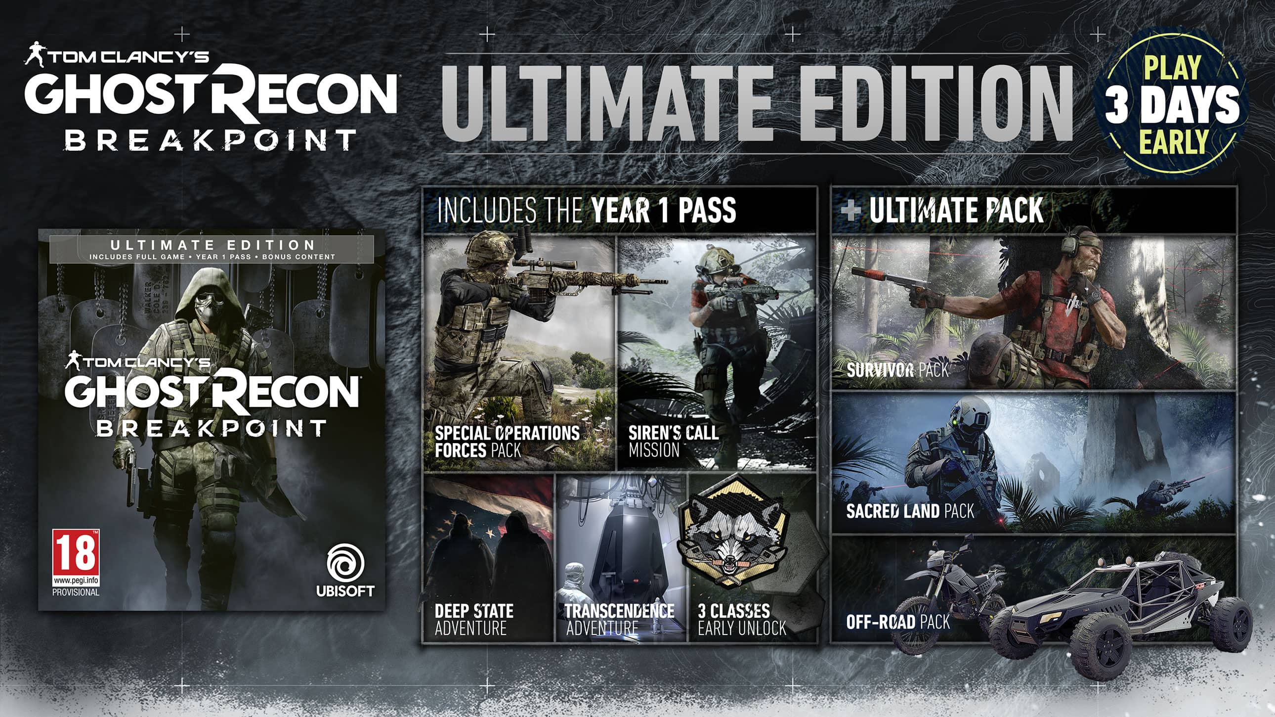 Ultimate Edition - Ultimate Edition