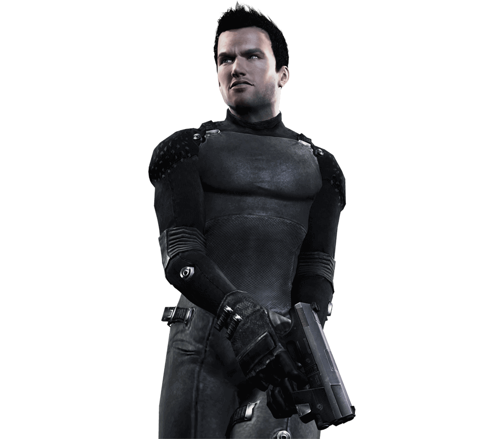 Shadow Complex Hero