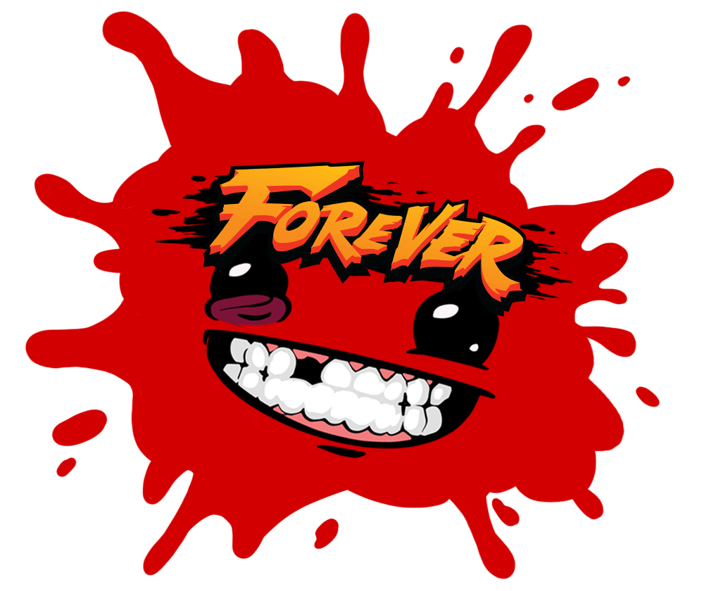 About Super Meat Boy Forever