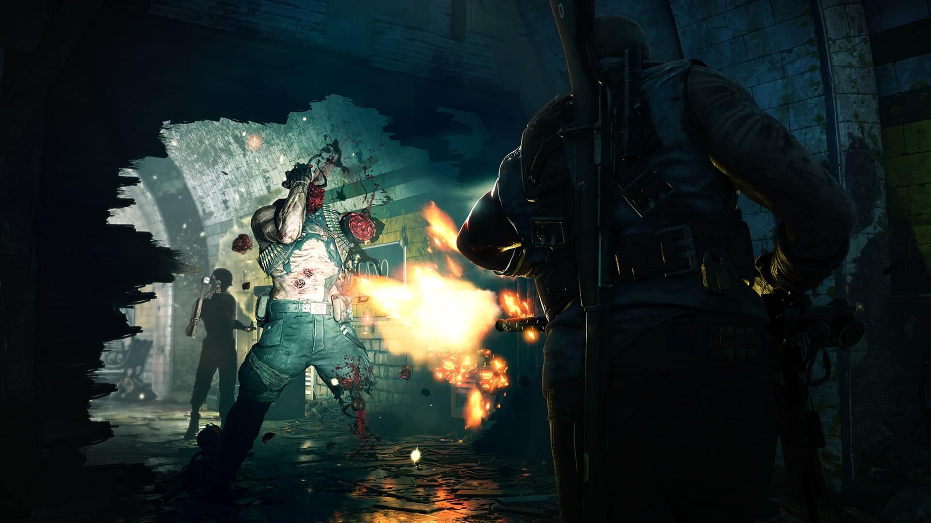 僵尸部队4:死亡战争/Zombie Army 4: Dead War/单机.局域网联机插图6