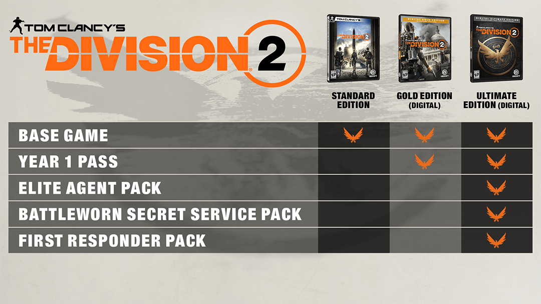 The Division 2 - History will remember