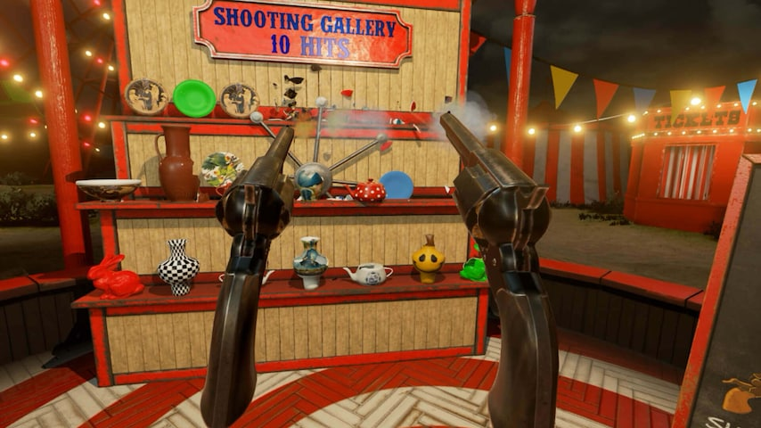 VRFunhouse Gallery 1