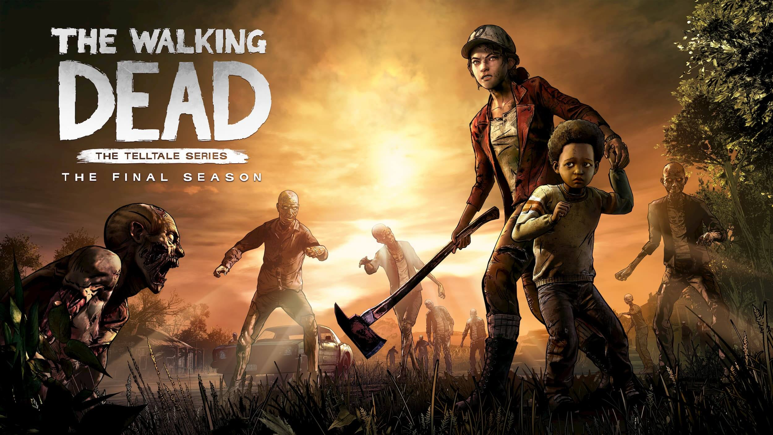 The Walking Dead: Final Season - The Walking Dead: The Final ...