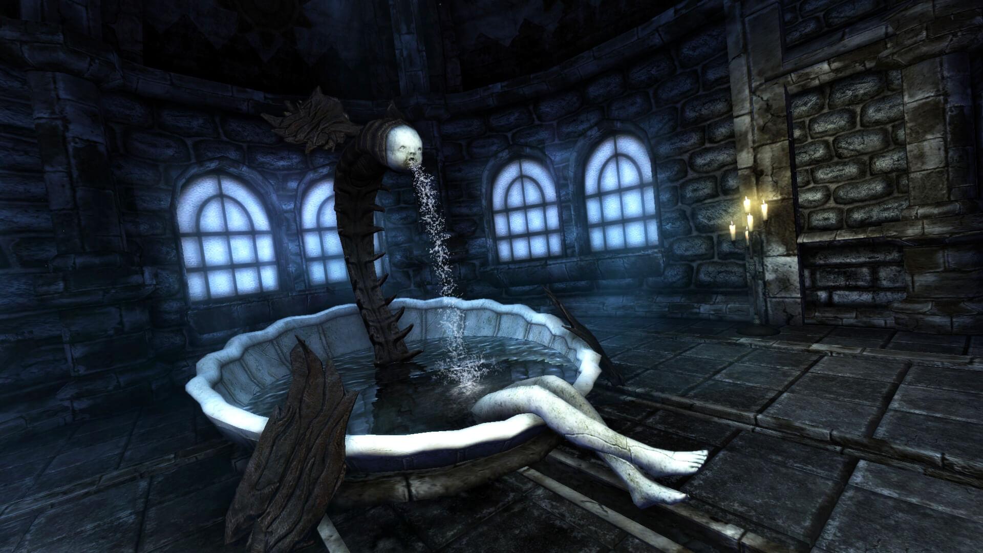 Amnesia: The Dark Descent - Amnesia: The Dark Descent