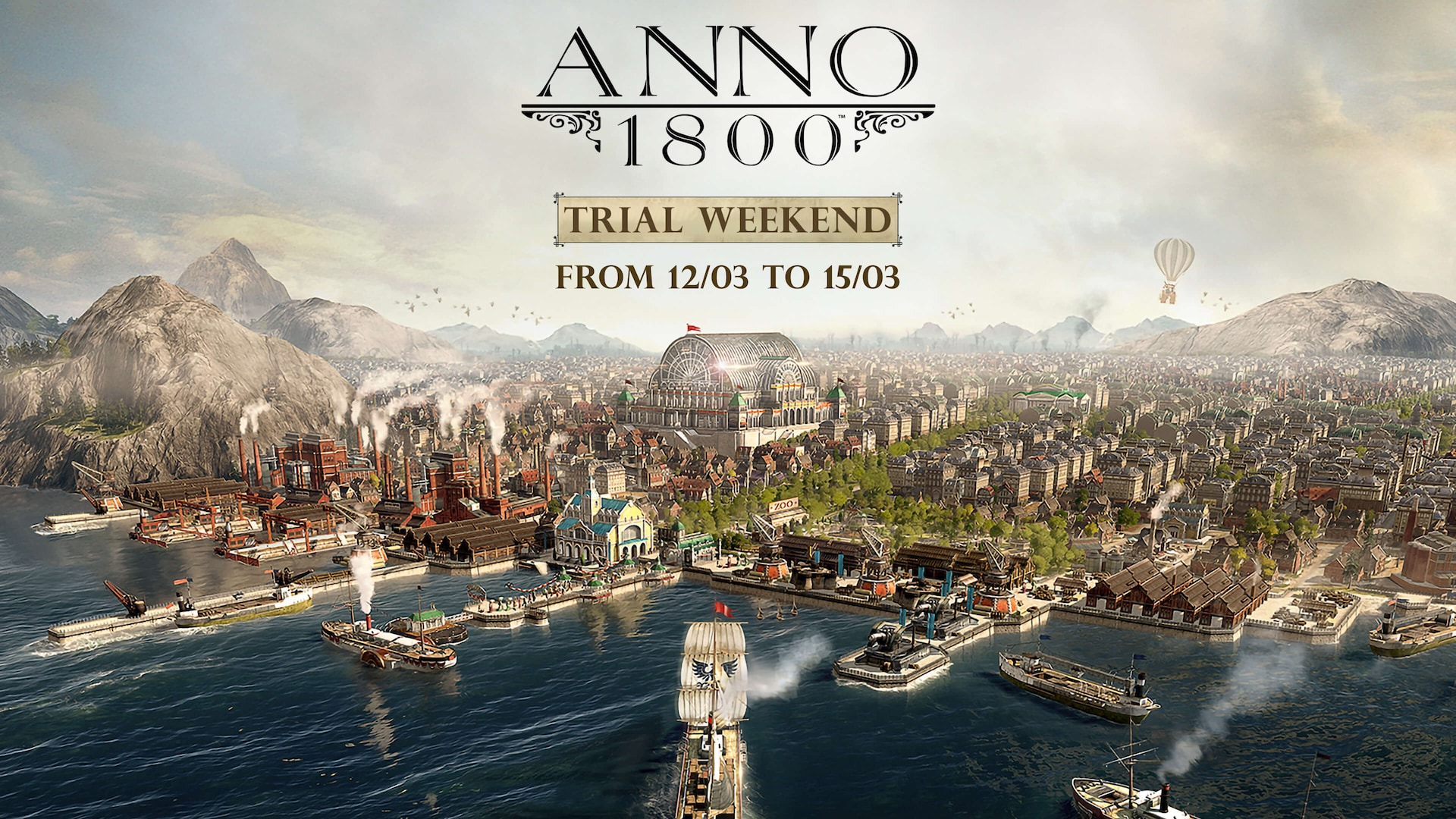 تریلر جدیدی از بازی Anno 1800 بسته الحاقی Land of Lions را نشان میدهد