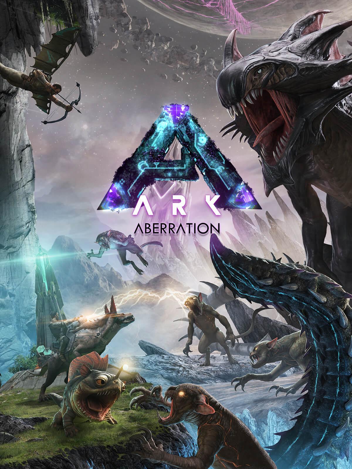 Ark Ark Aberration