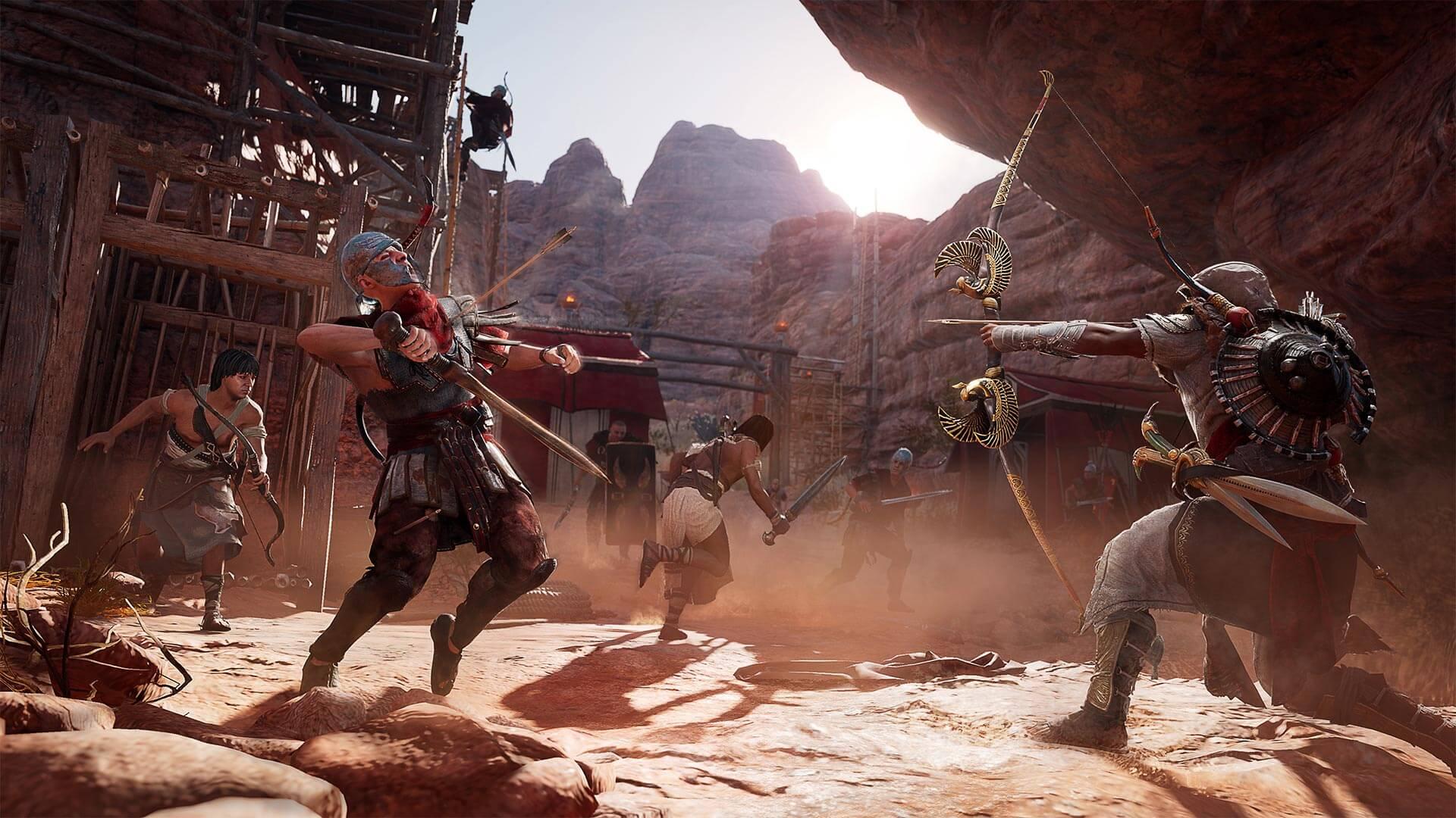 Assassin S Creed Origin Season Pass