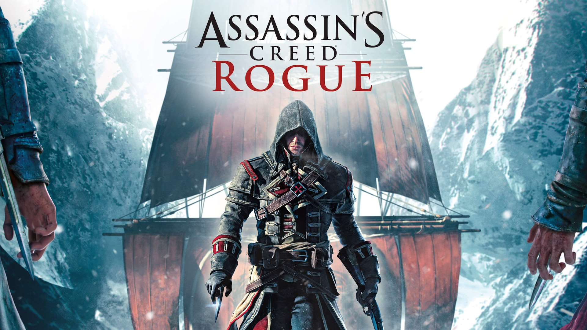 Assassin S Creed Rogue Standard Edition