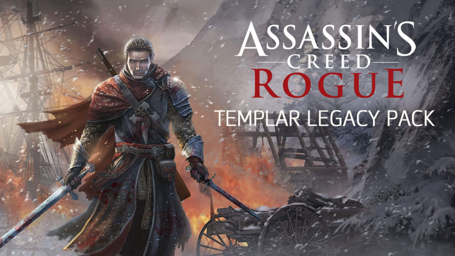 Assassin S Creed Rogue Templar Legacy Pack