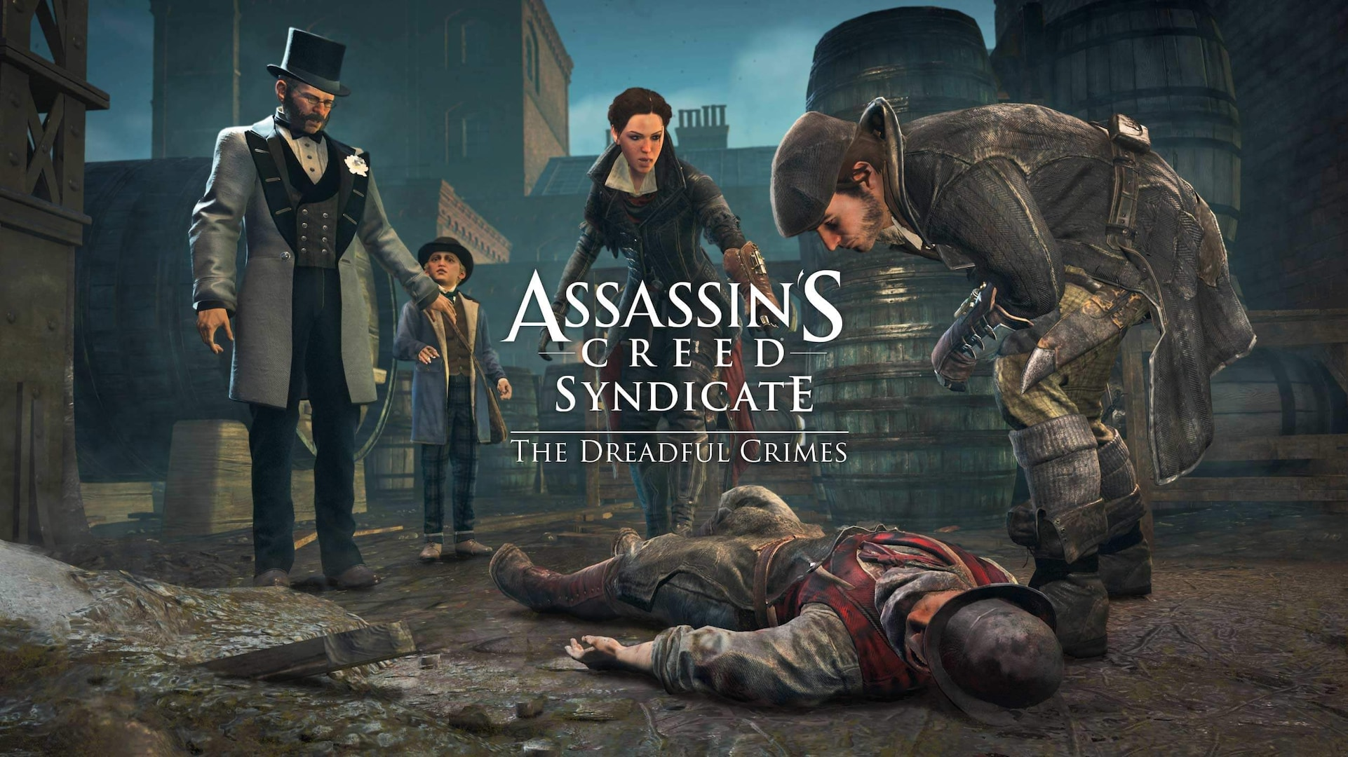 Assassin S Creed Syndicate The Dreadful Crimes