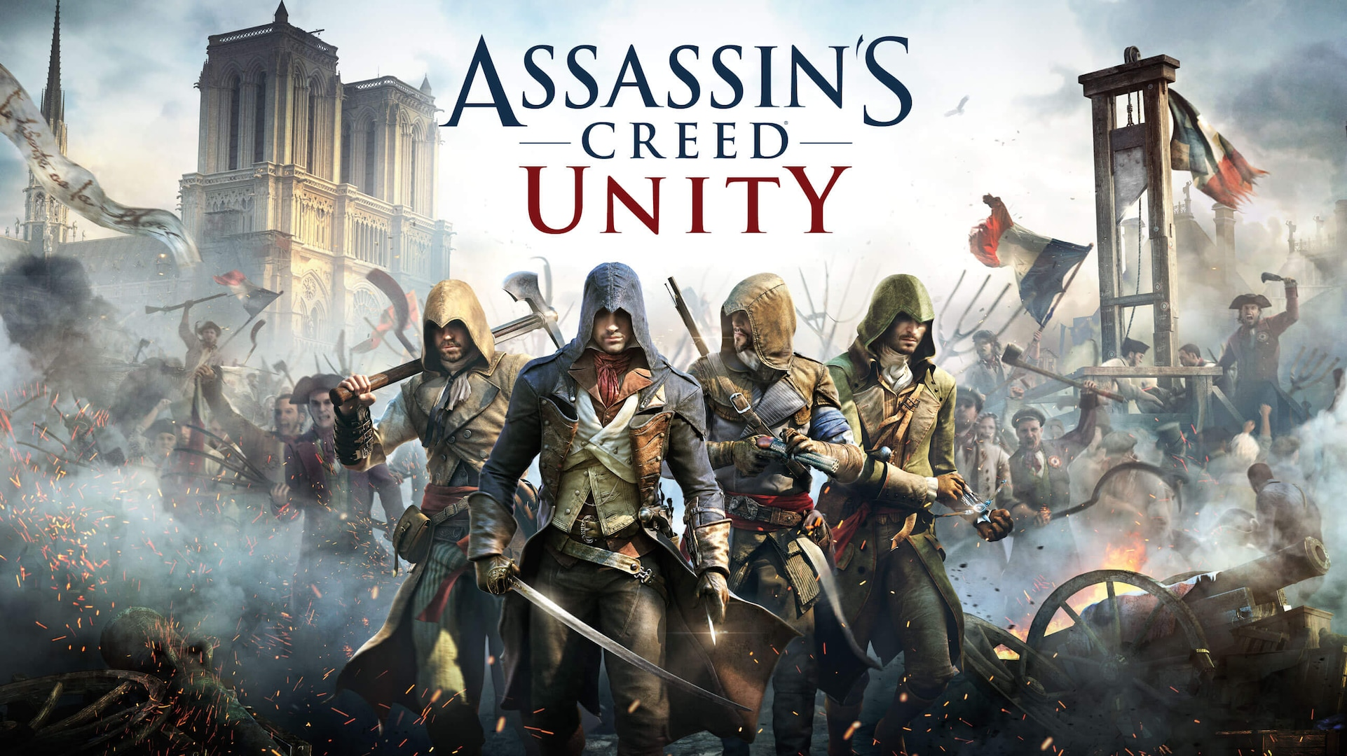 Assassin S Creed Unity Assassin S Creed Unity