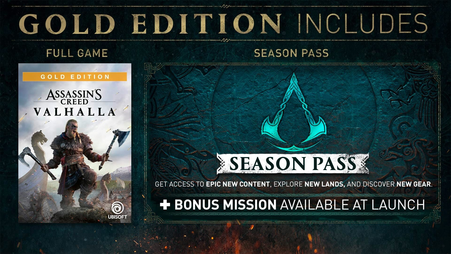 Assassin S Creed Valhalla Gold Edition