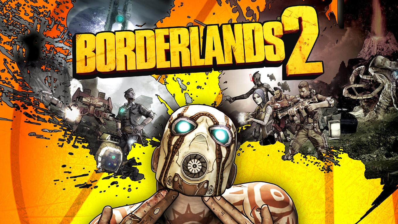 Borderlands 2 Video Game