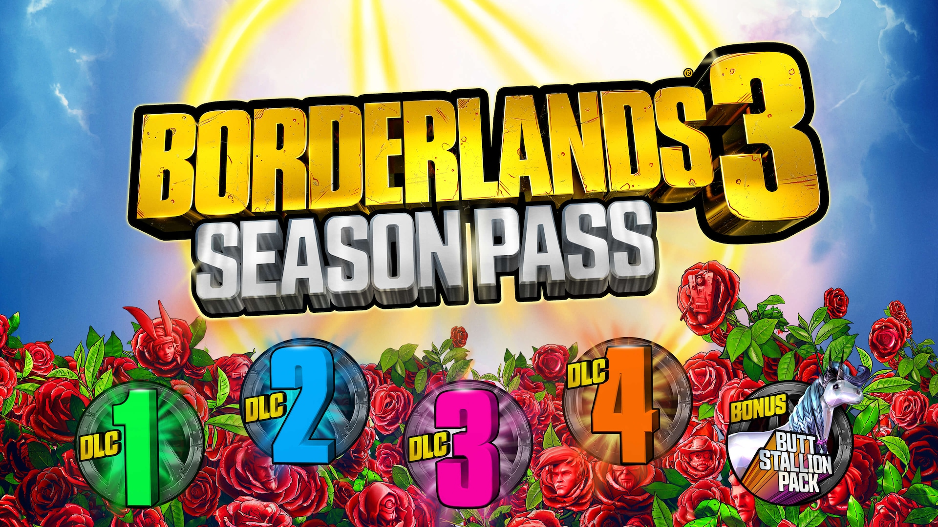 Borderlands 3 Borderlands 3 Season Pass