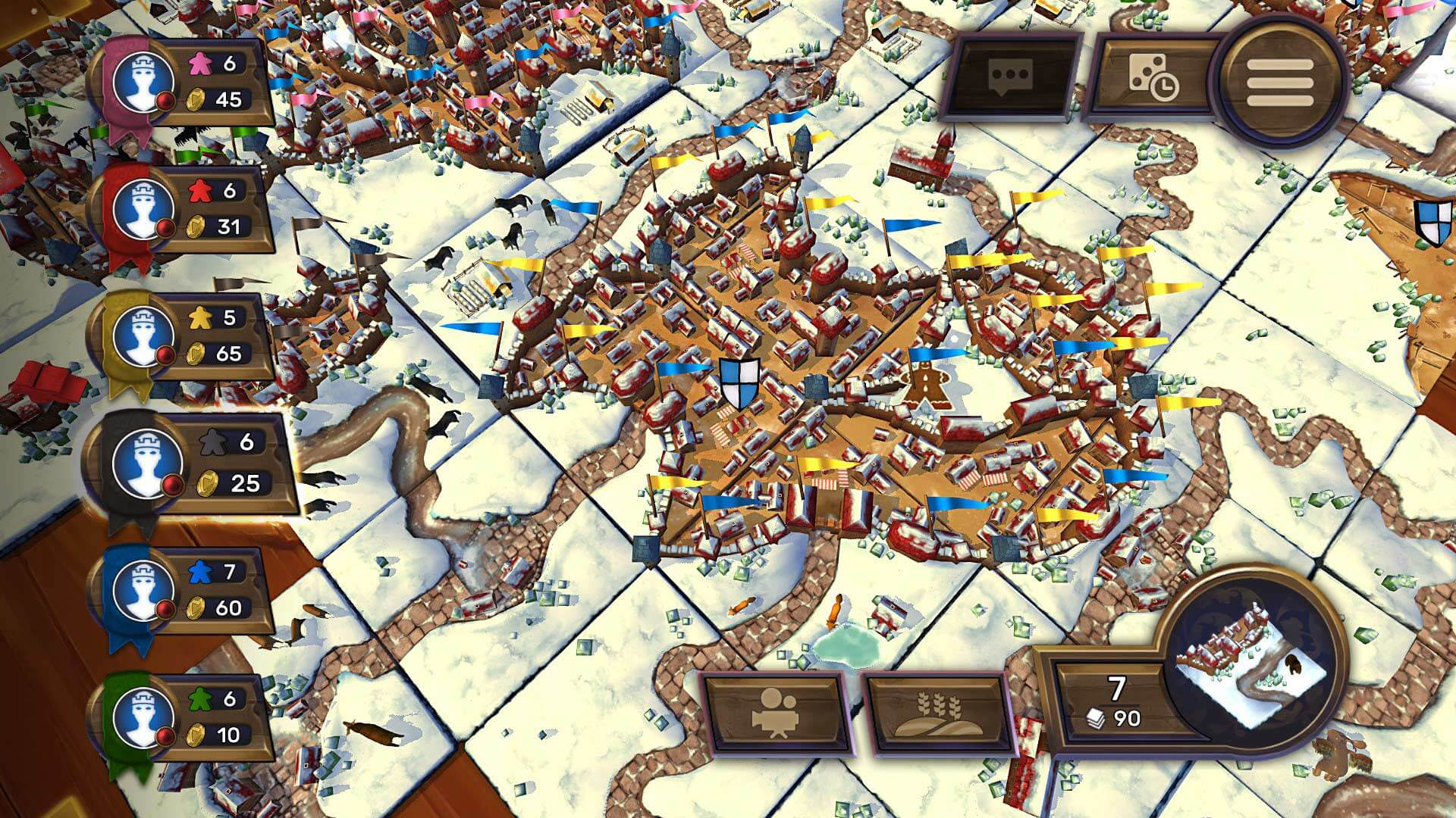 Buy Carcassonne Game