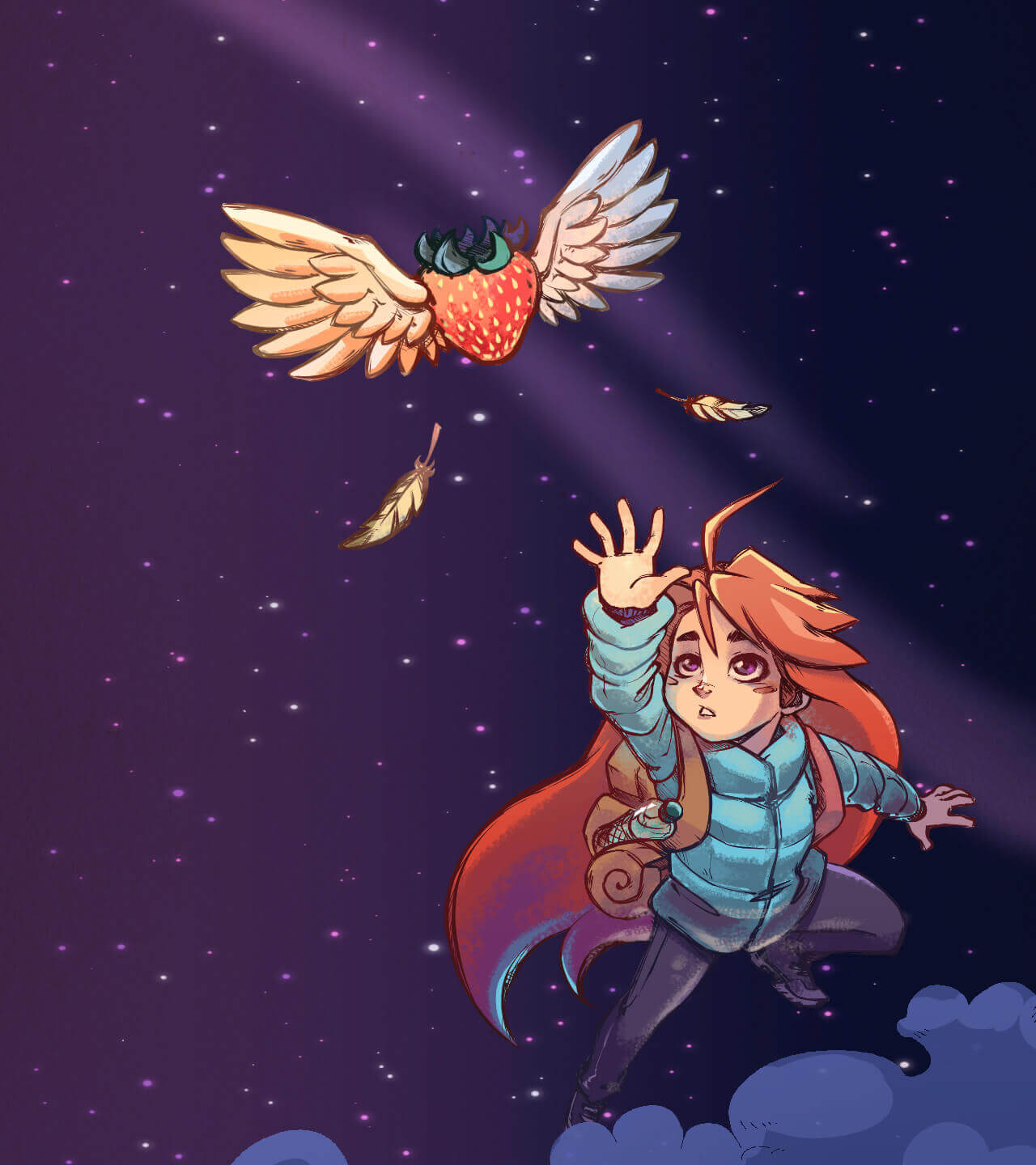 Celeste - Brave hundreds of hand-crafted challenges in this super-tight platformer, as you help Madeline survive her journey to the top of Celeste Mountain!