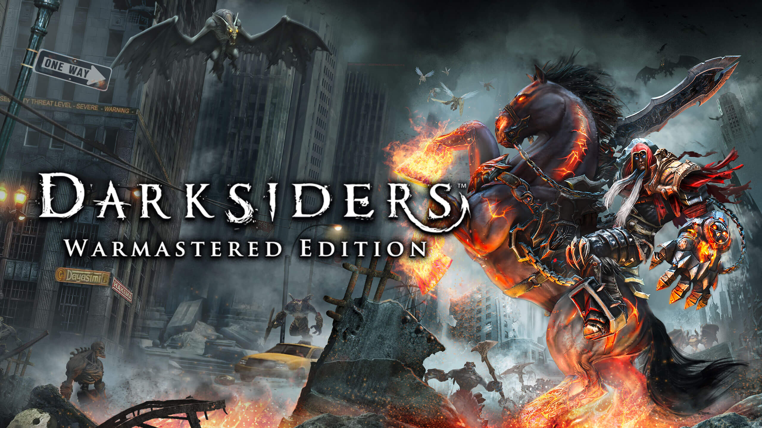 Darksiders Warmastered Edition - FREE Game