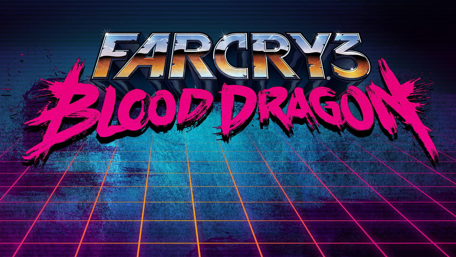 Far Cry 3 Blood Dragon Far Cry 3 Blood Dragon
