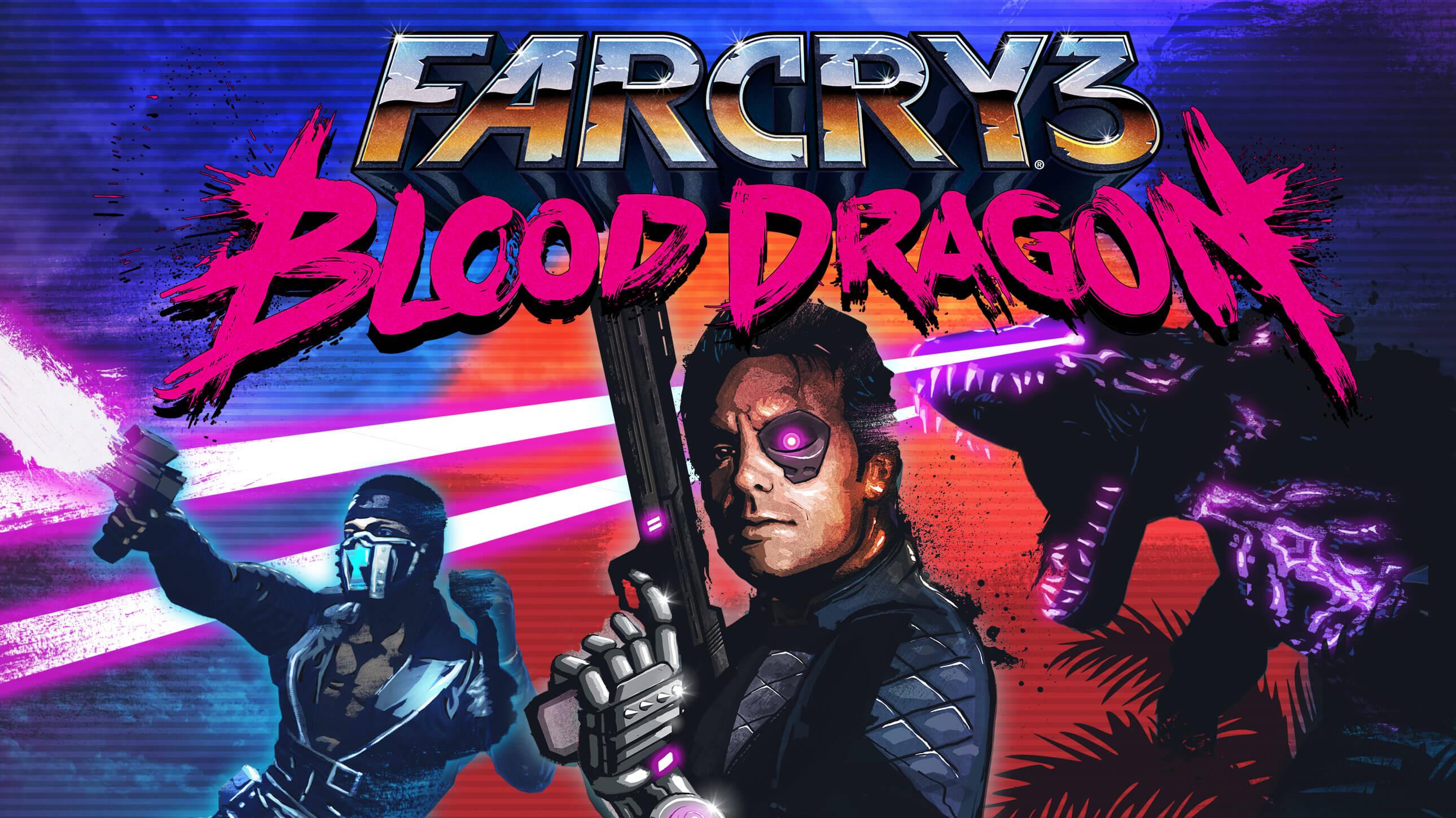 Far Cry 3 Blood Dragon | Télécharger et acheter aujourd'hui - Epic Games  Store