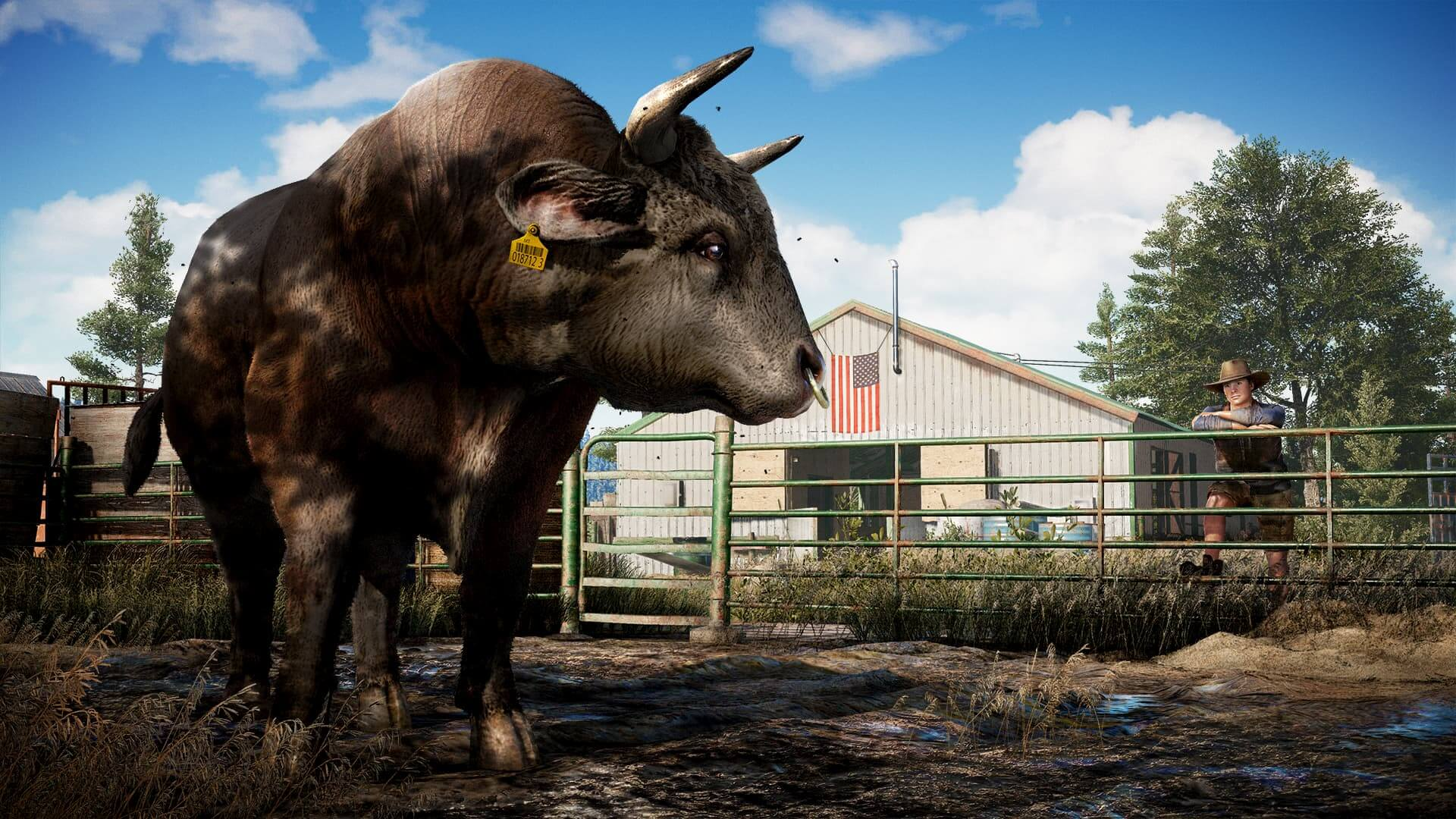 Far Cry 5 Hope County Montana