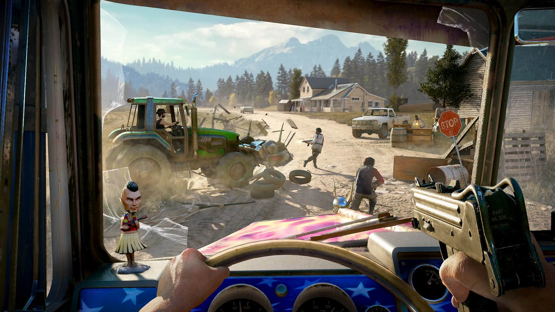Far Cry 5 Battles
