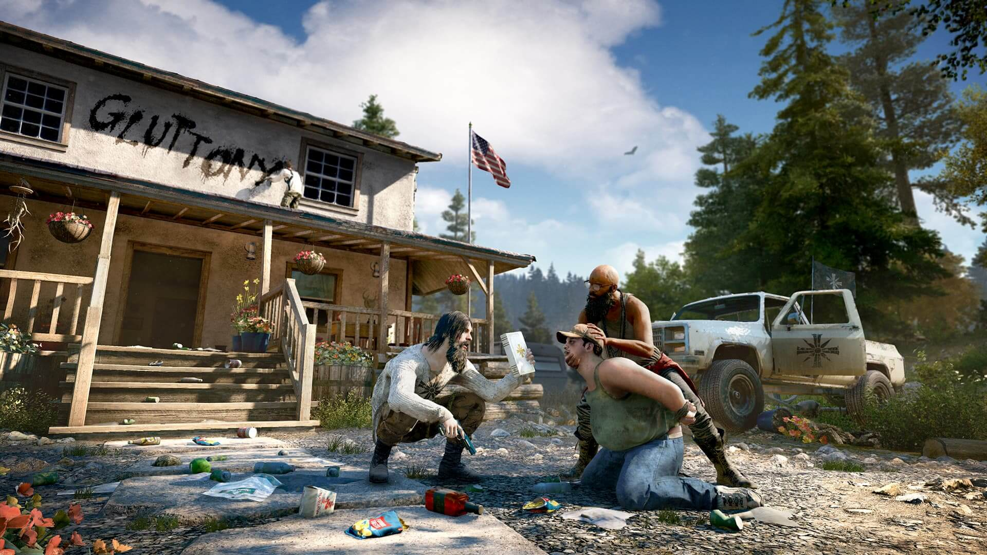 Far Cry 5 Images