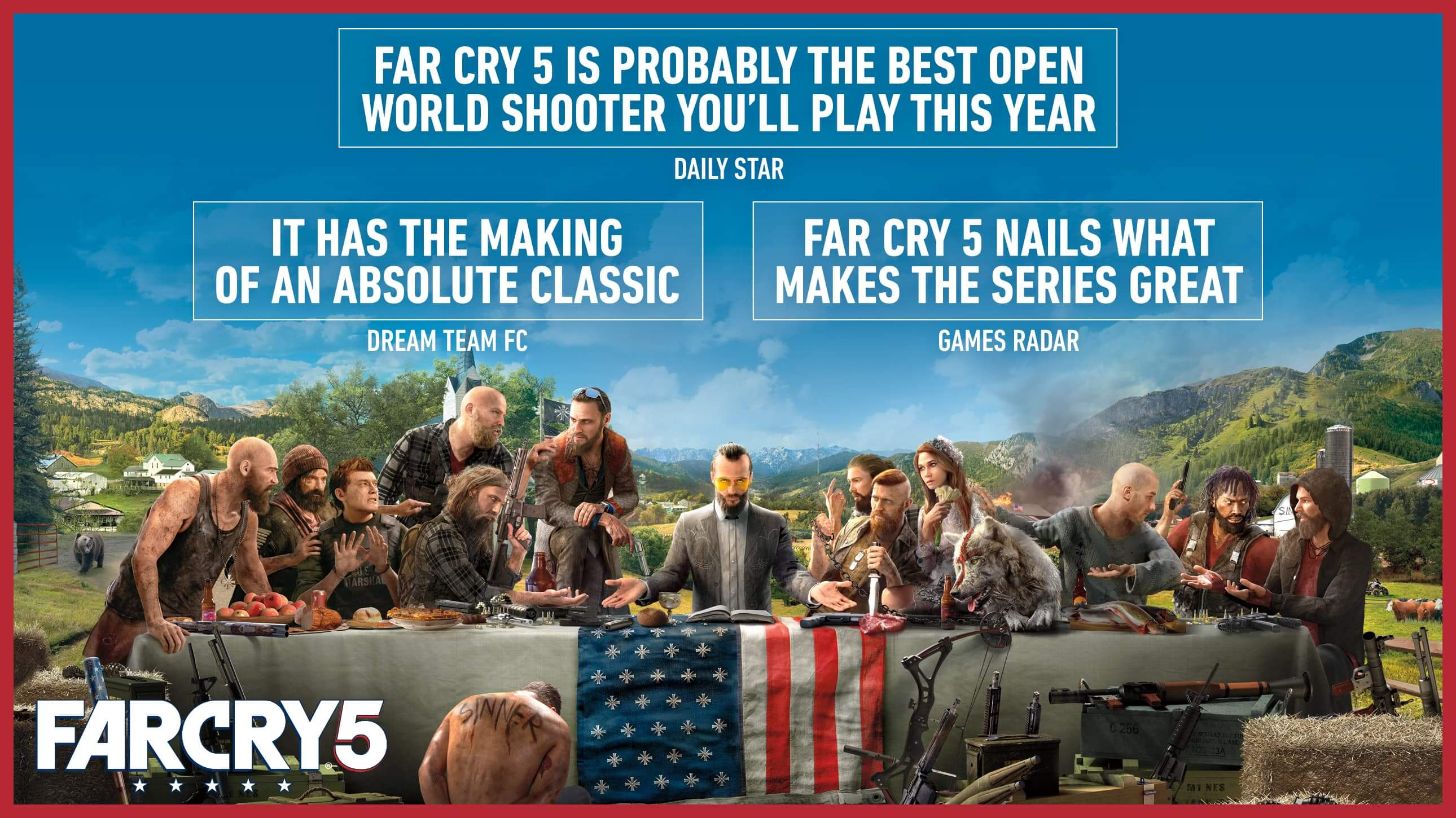 Far Cry 5 PC