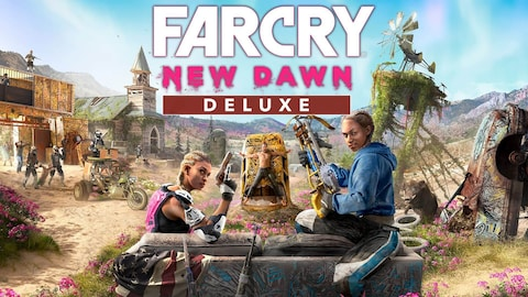 Far Cry New Dawn Complete Far Cry 5 Far Cry New Dawn Deluxe Edition Bundle