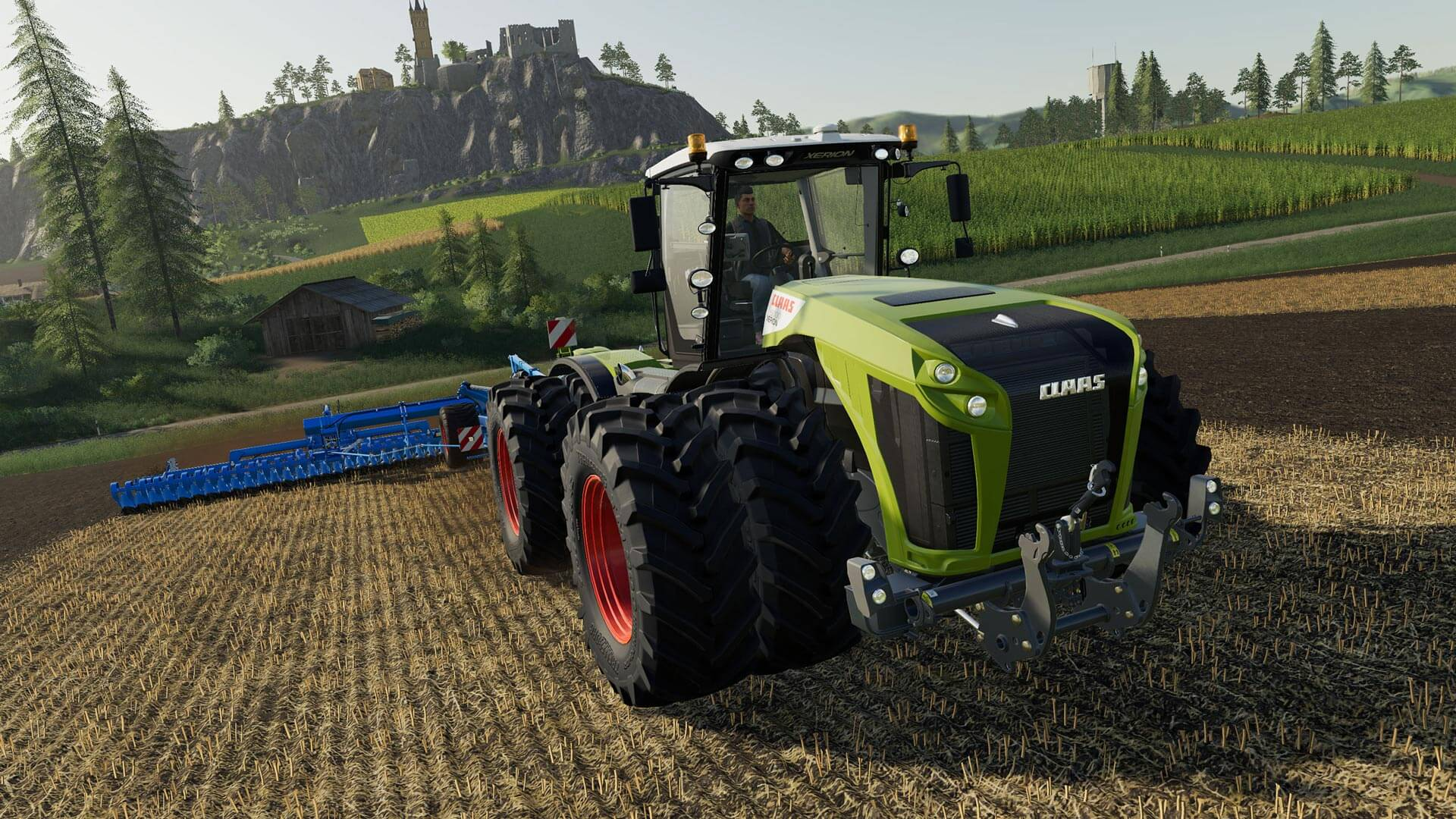 Farming Simulator 19 - Farming Simulator 19 - Platinum Edition