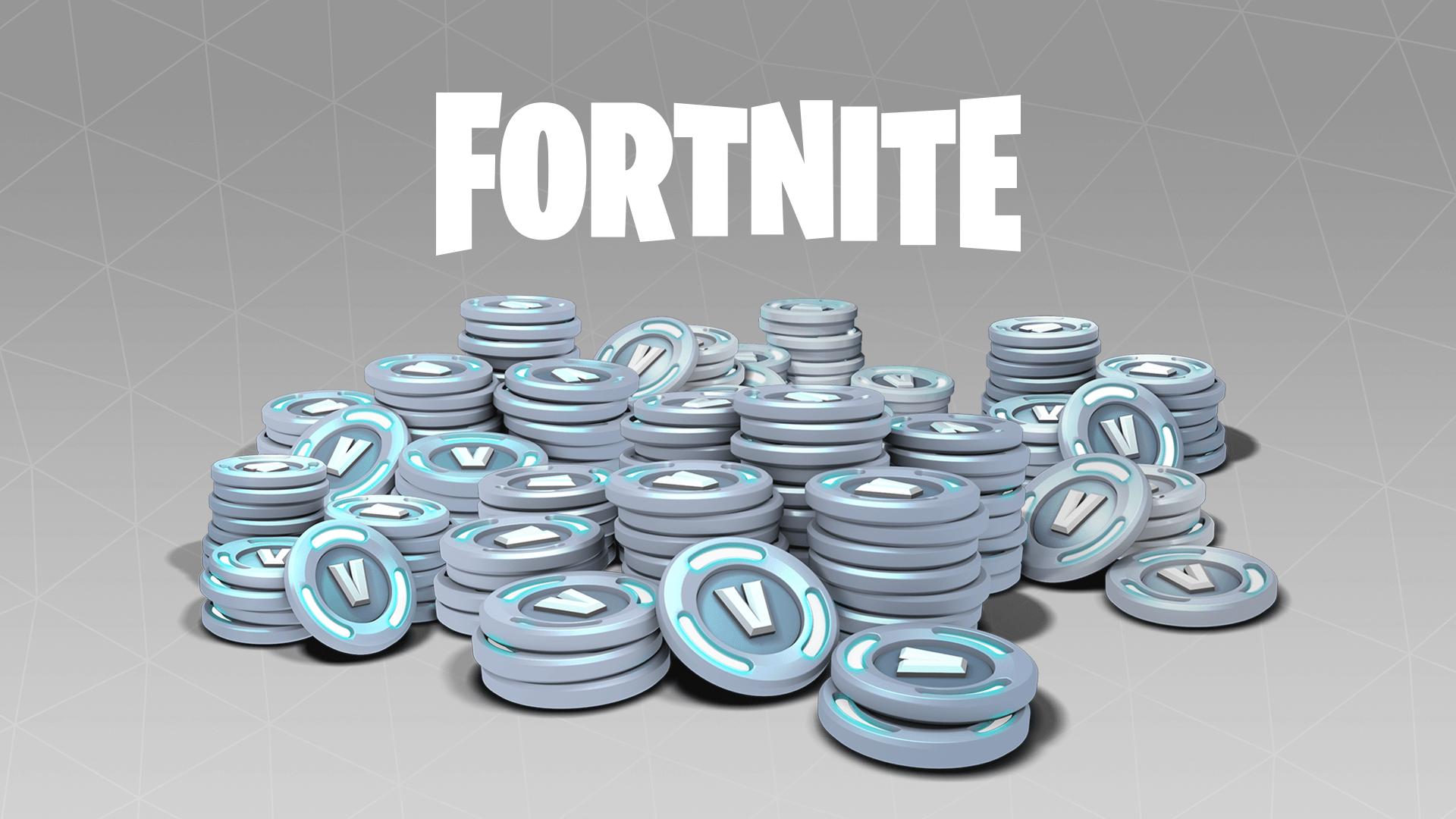 13,500 V-Bucks for Fortnite