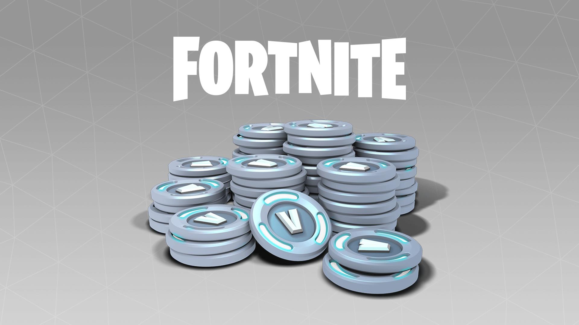 5,000 V-Bucks for Fortnite
