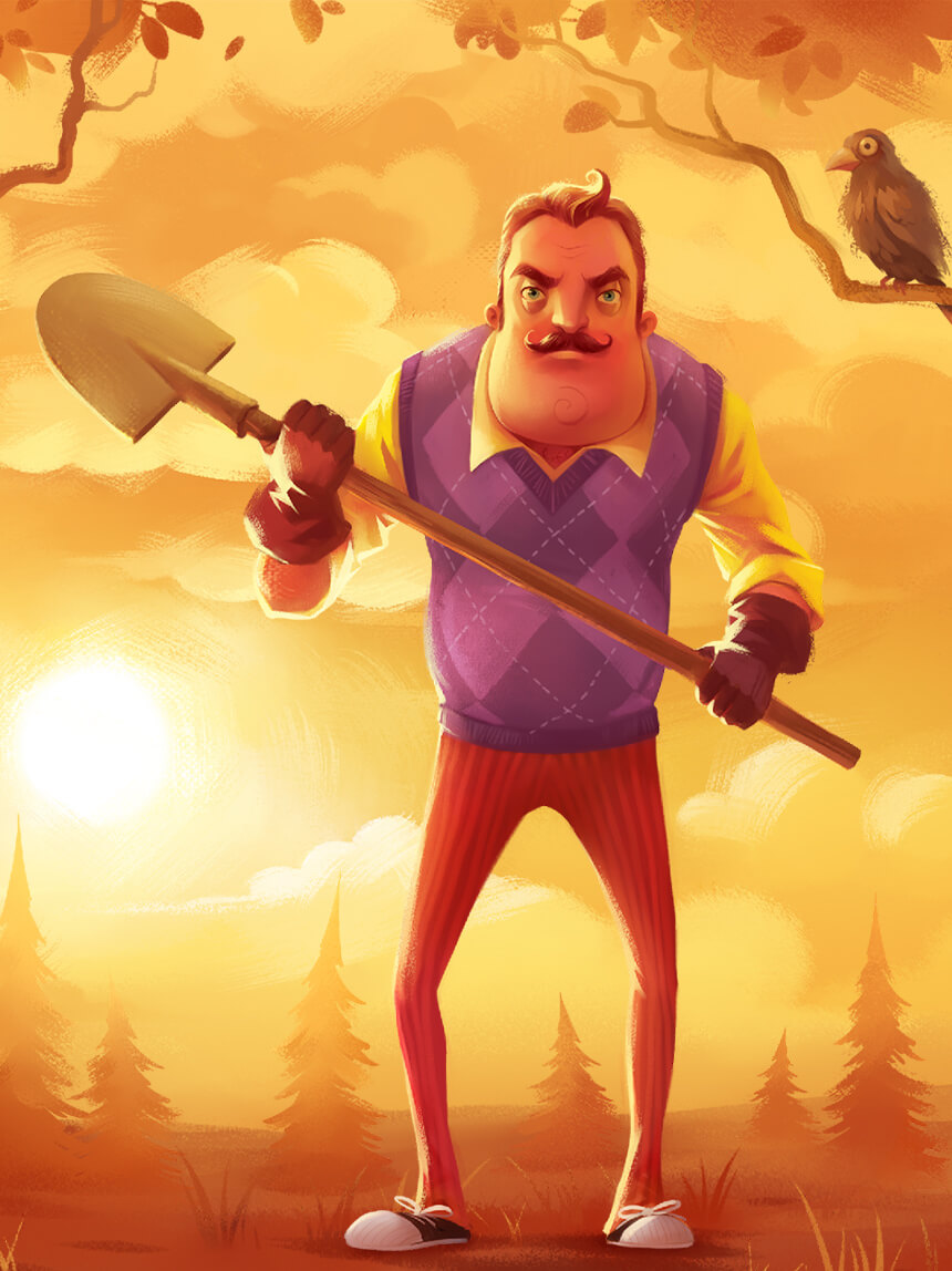 Hello Neighbor - FREE Game